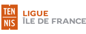 Logo Ligue de Tennis Ile de France